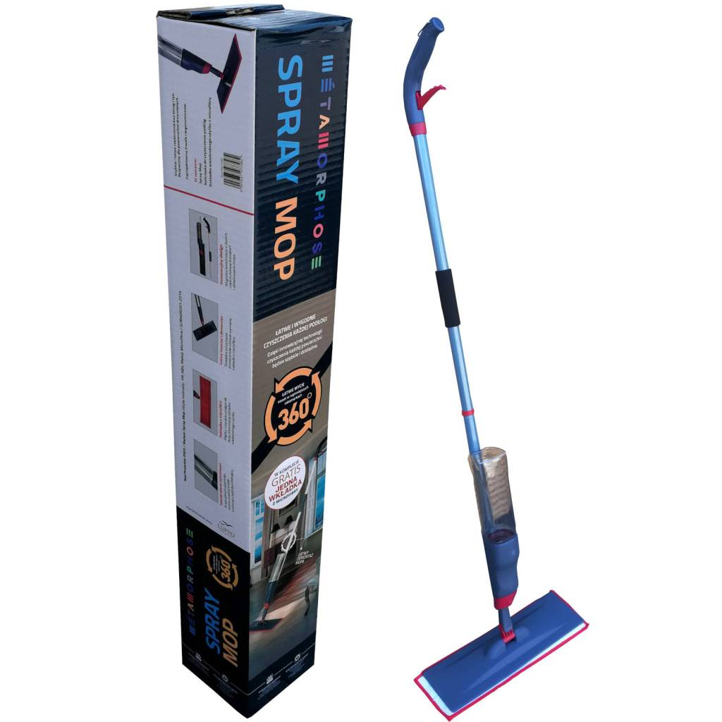Spray Mop Metamorphose